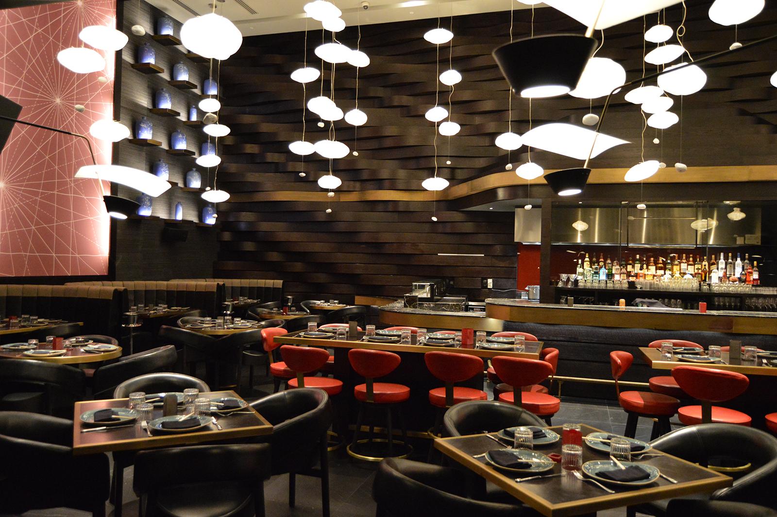 CHINA GRILL DUBAI MINA SEYAHI – DUBAI, UAE