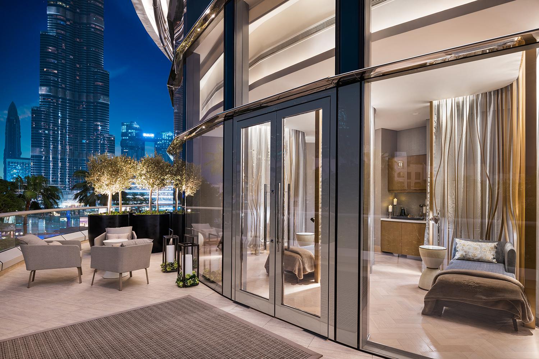 The Address Downtown – Dubai, UAE