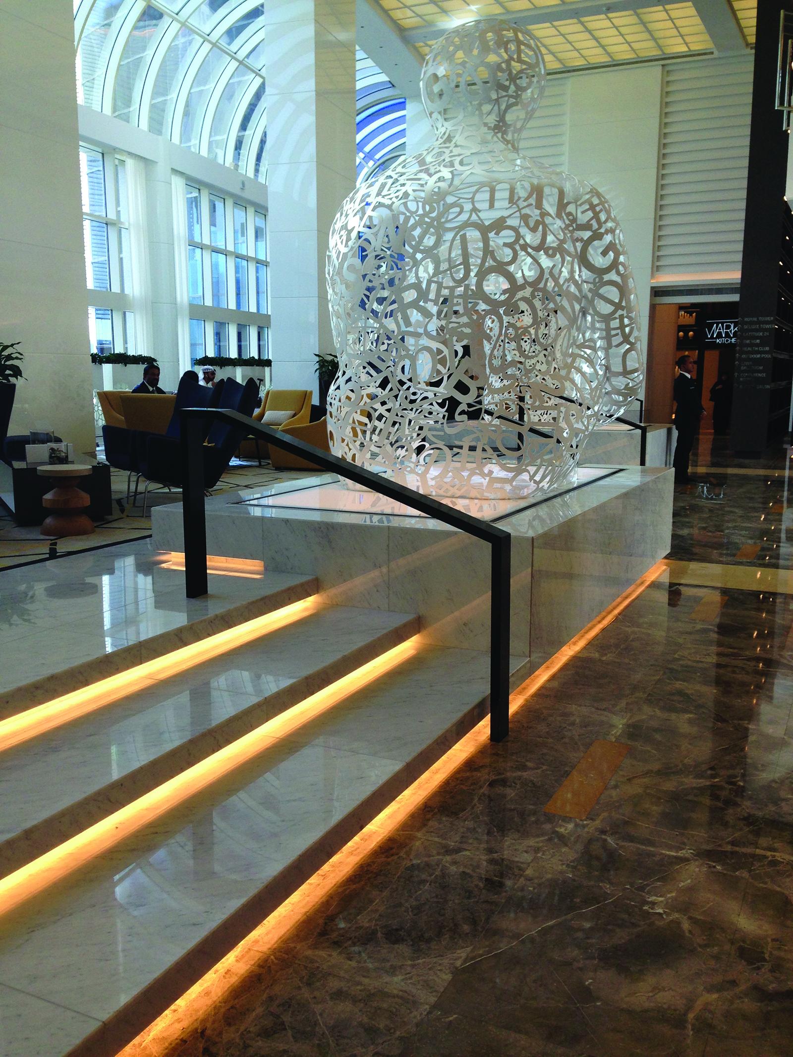 LE MERIDIEN ABU DHABI (RENOVATION) – ABU DHABI, UAE