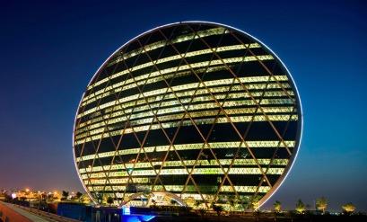 Aldar headquarters building – ABU DHABI, UAE
