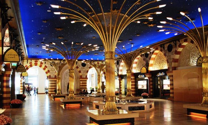 GOLD SOUQ AT DUBAI MALL – DUBAI, UAE