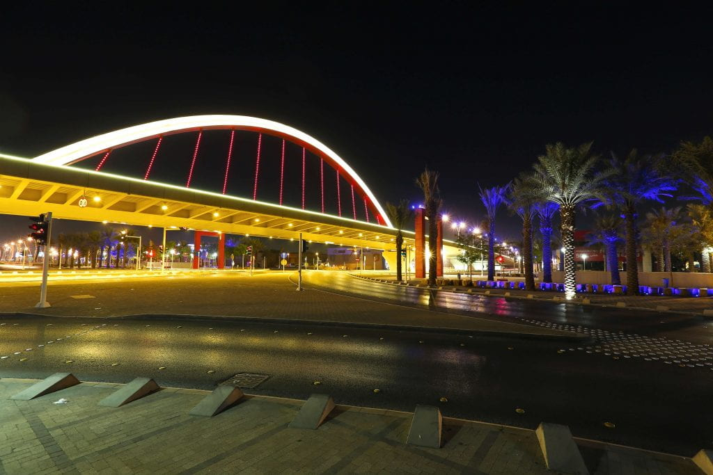 KING ABDUL AZIZ ROAD FLYOVER BRIDGE – RIYADH, KSA