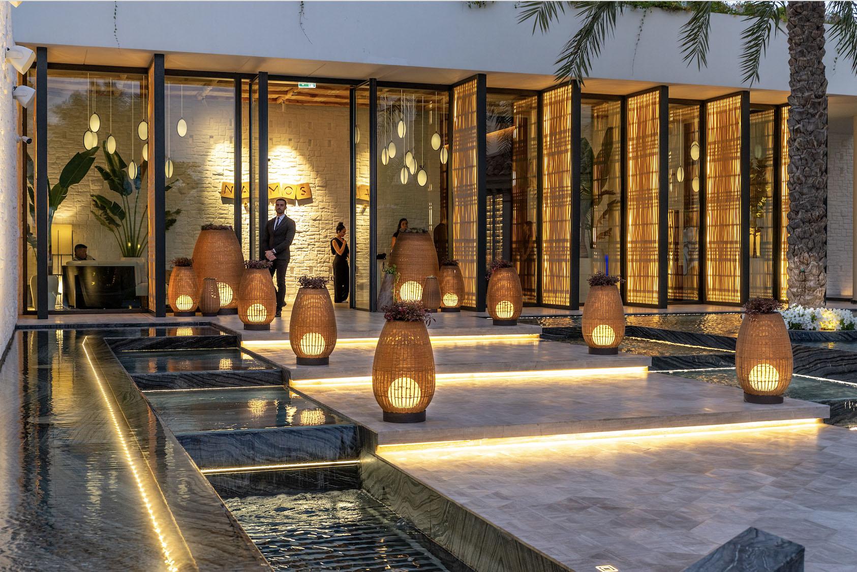 Nammos Mykonos - DUBAI, UAE