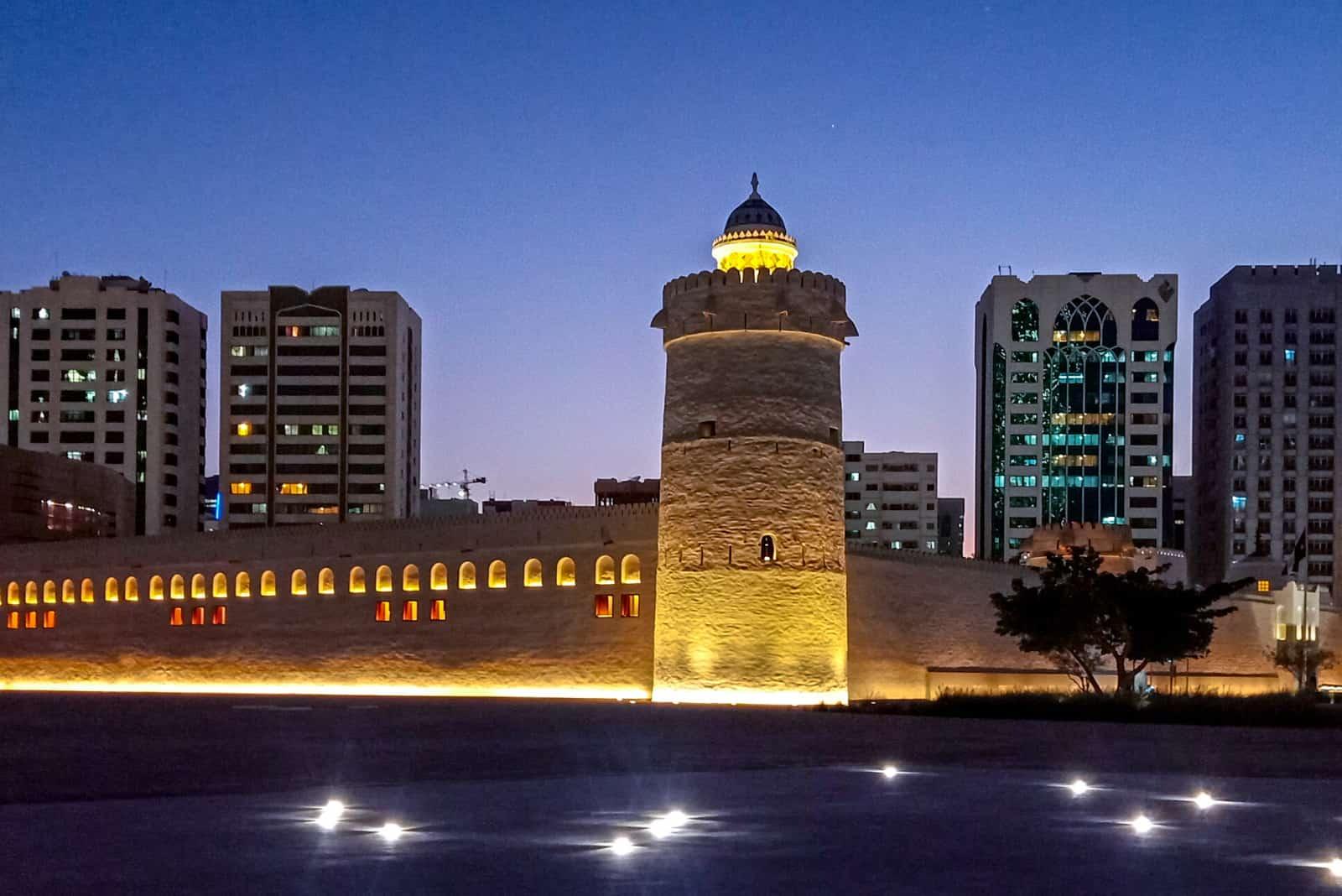QASR AL HOSN – ABU DHABI, UAE