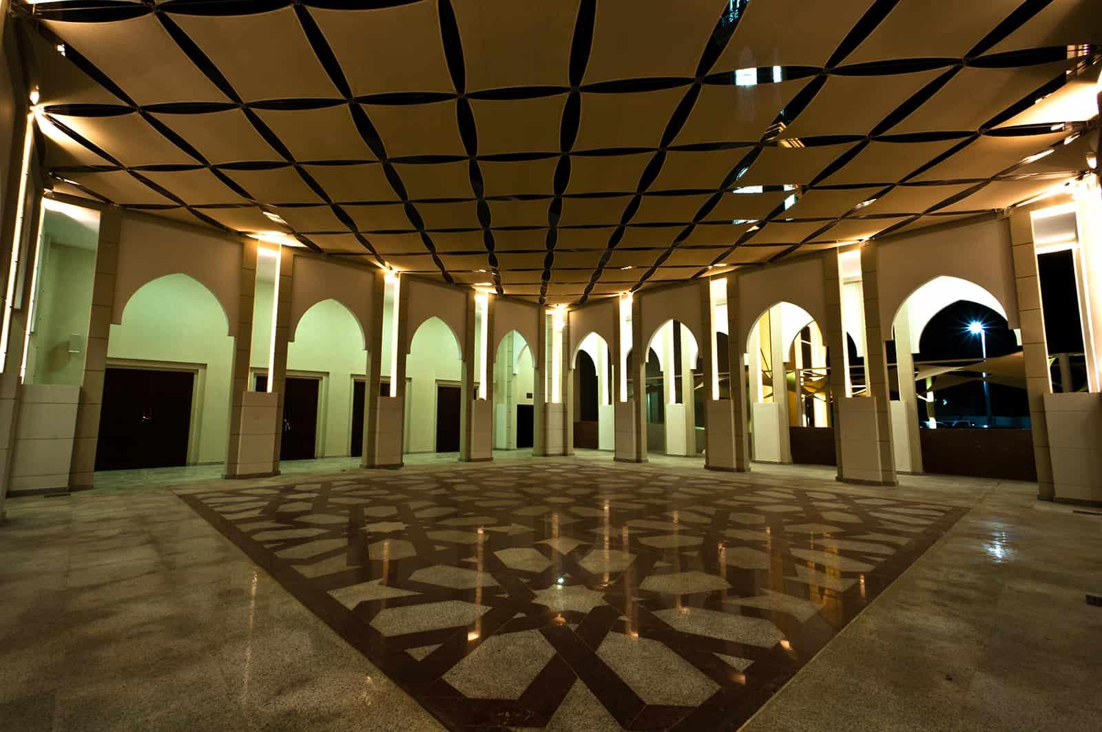 AL FALAH MOSQUE – ABU DHABI, UAE