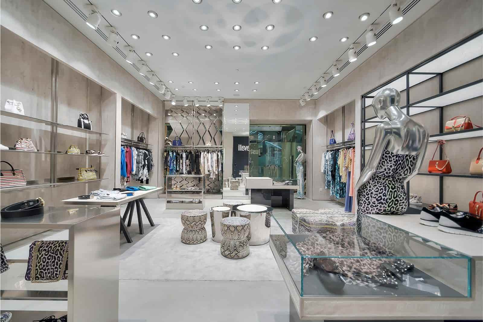 JUST CAVALLI AT KINGDOM CENTRE – RIYADH, KSA
