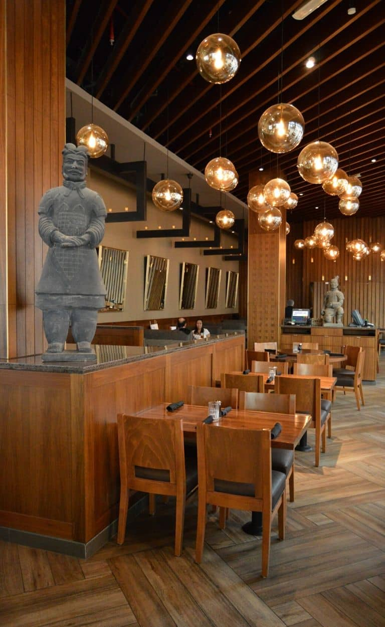 P.F. CHANG'S AT DUBAI FESTIVAL CITY MALL – DUBAI, UAE