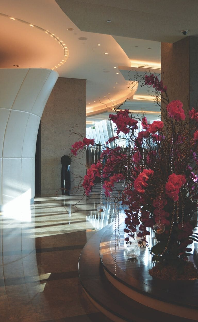 SOFITEL DUBAI DOWNTOWN – DUBAI, UAE