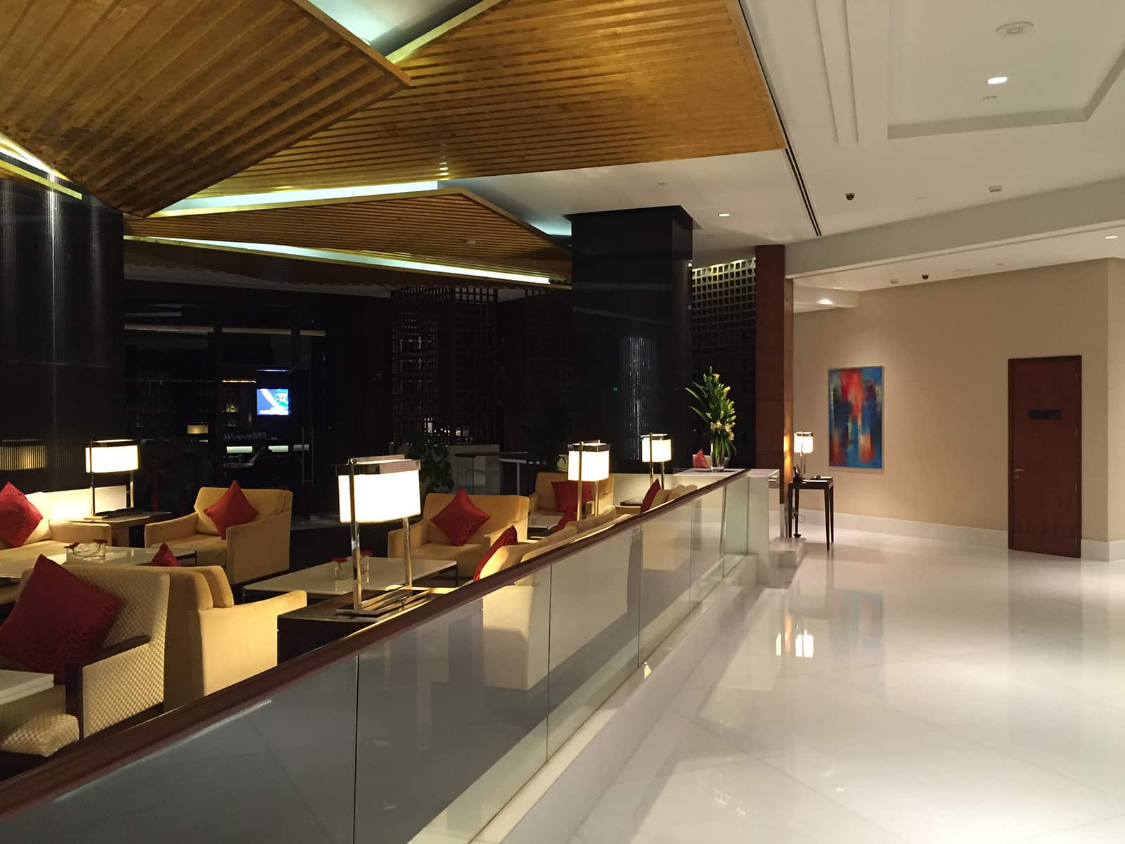 THE OBEROI – DUBAI, UAE