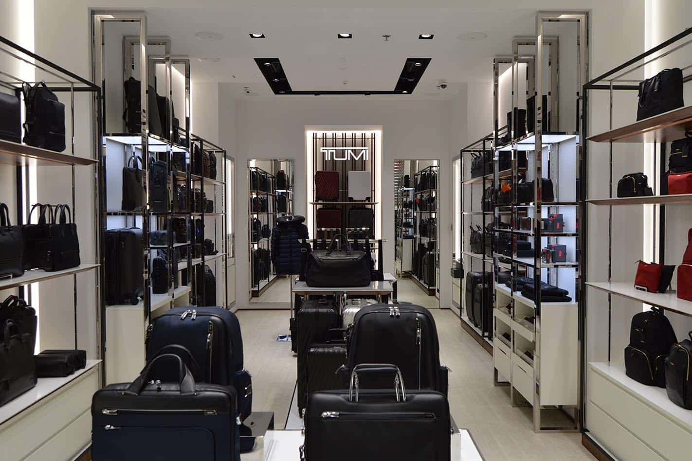 TUMI AT MALL OF THE EMIRATES – DUBAI, UAE