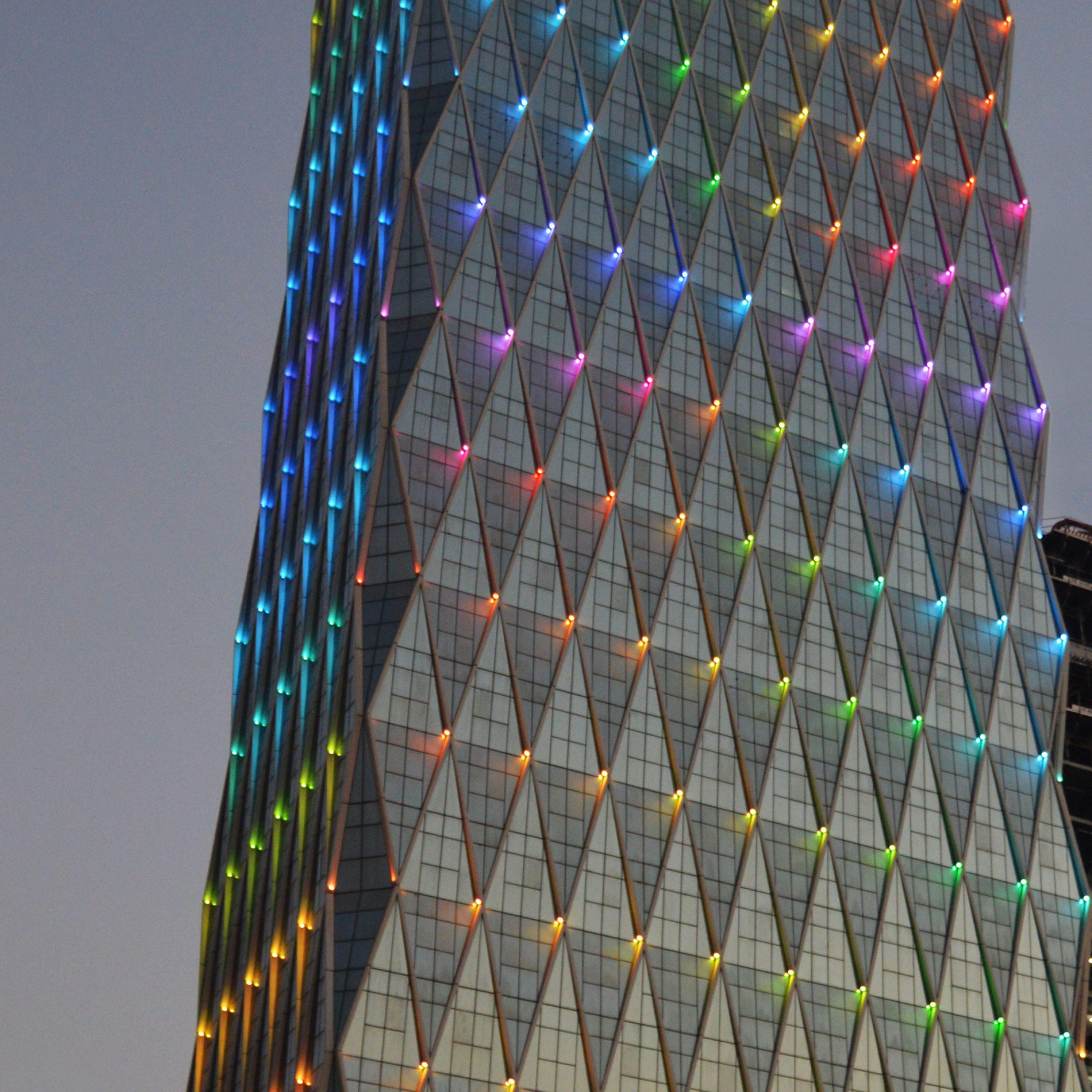 Al Jazeera Tower – Abu Dhabi, UAE
