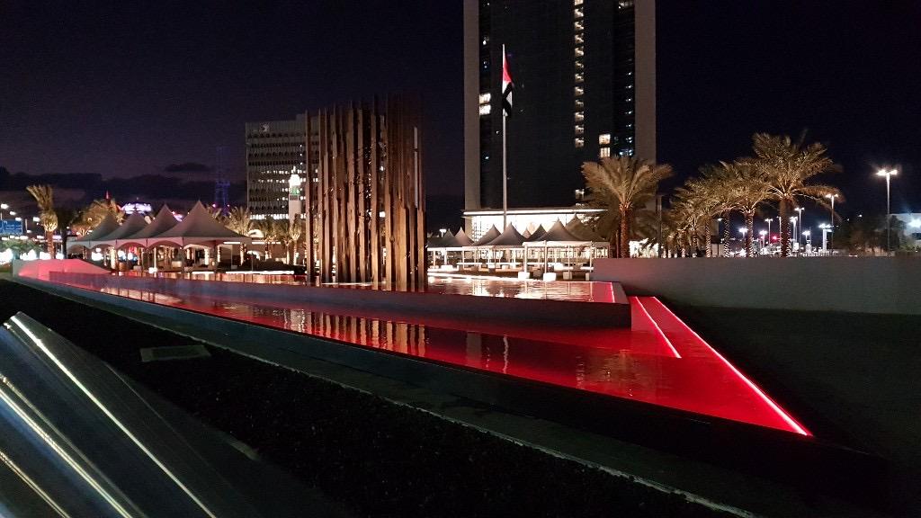ADNOC Headquarters Tower – Abu Dhabi, UAE