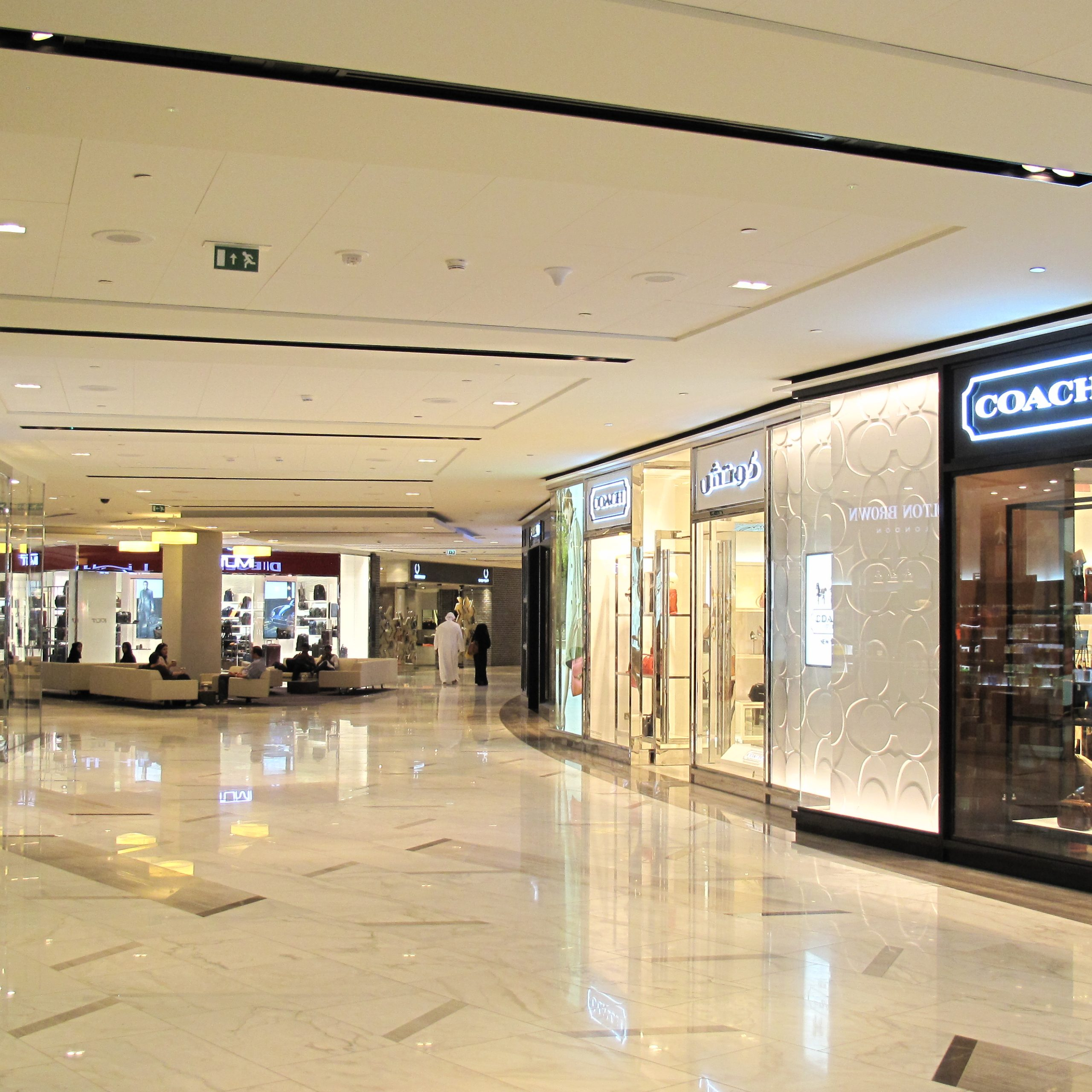 The Galleria Mall – Abu Dhabi, UAE