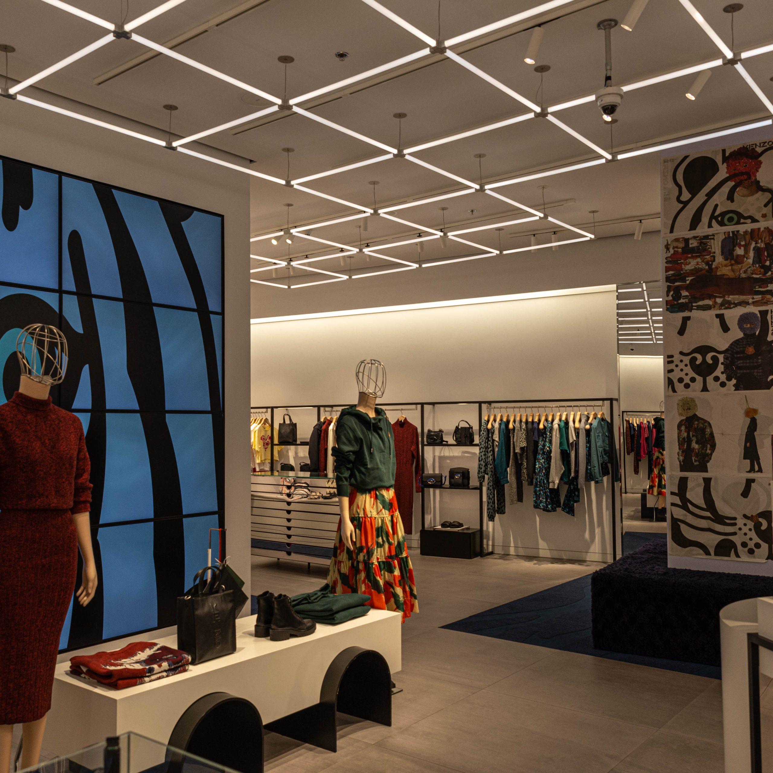 Kenzo at Dubai Mall – Dubai, UAE