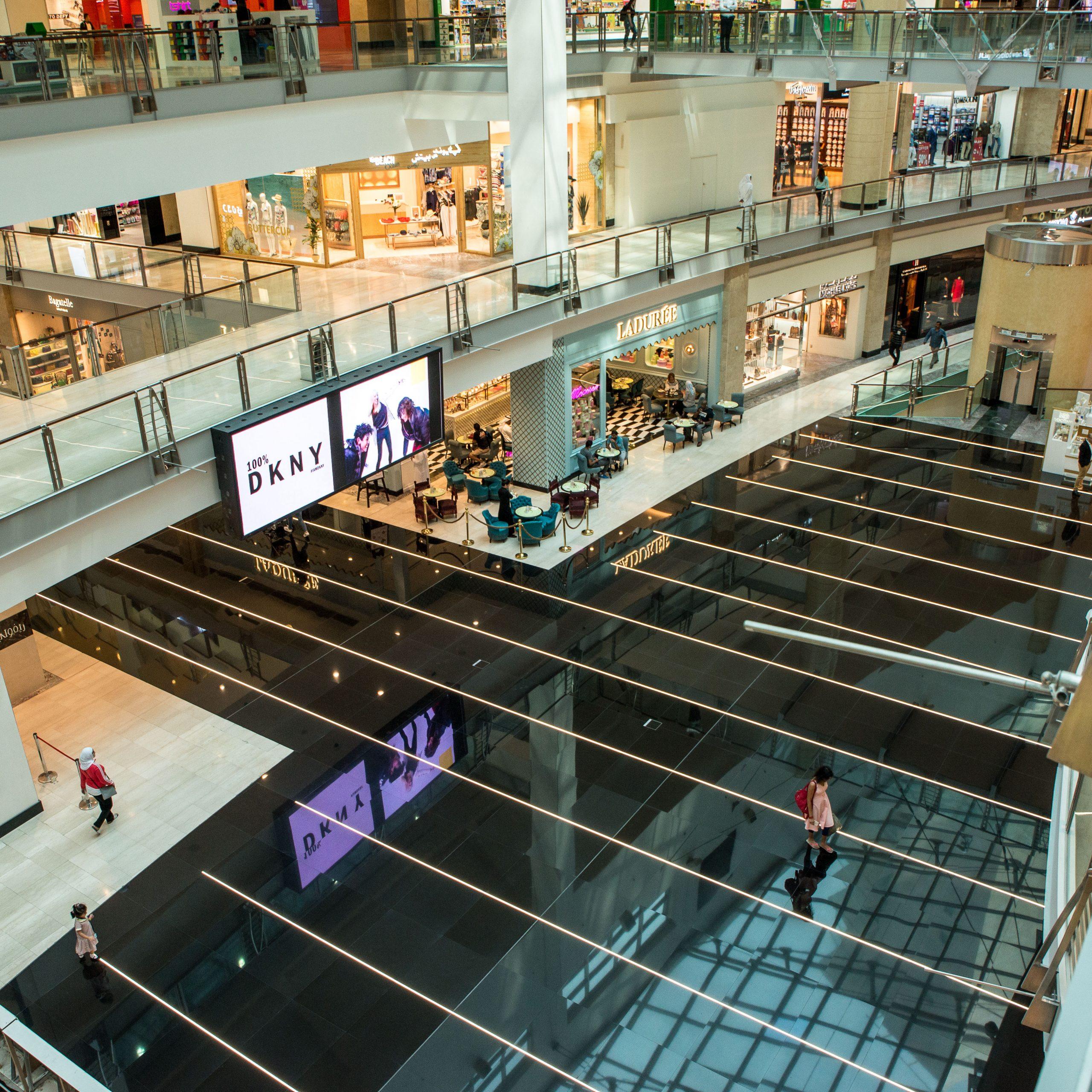 Abu Dhabi Mall – Abu Dhabi, UAE