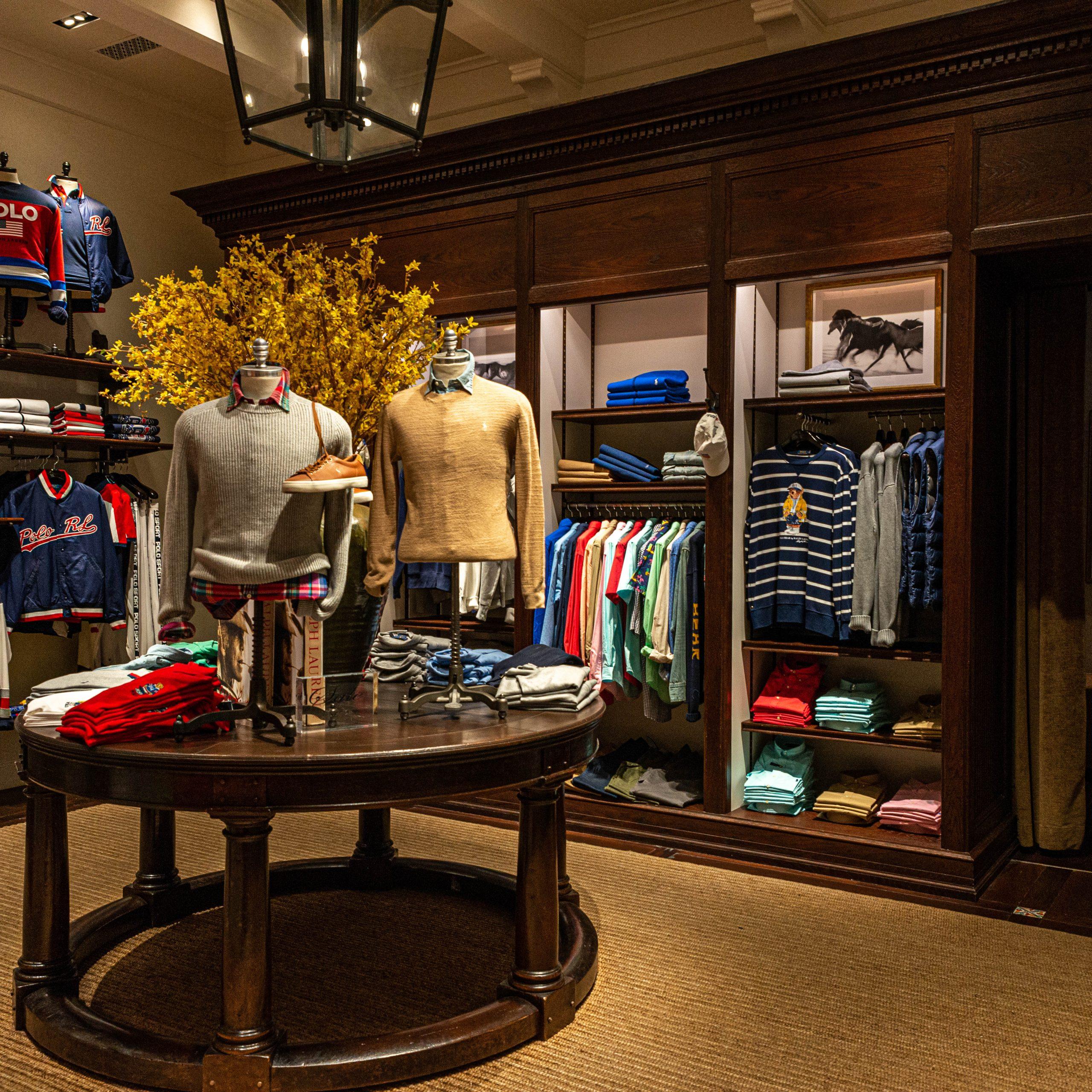 Polo Ralph Lauren at The Mall of the Emirates – Dubai, UAE