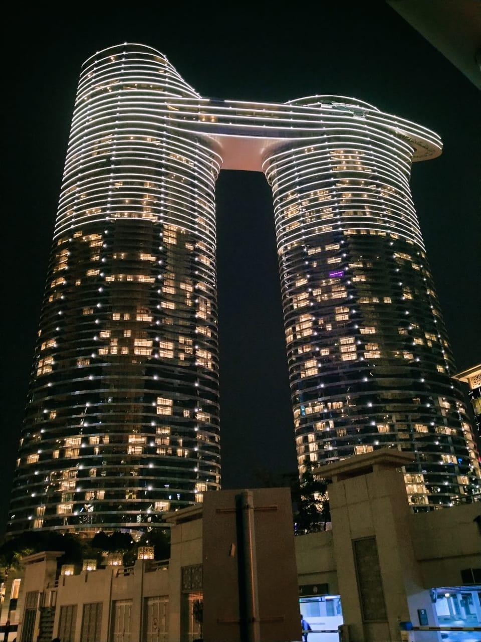 Sky View Tower – Dubai, UAE