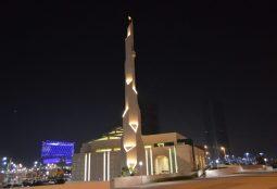 AZIZ MOSQUE – ABU DHABI, UAE